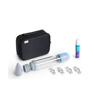 La bomba de vacío se usa en casos de disfunción erectil