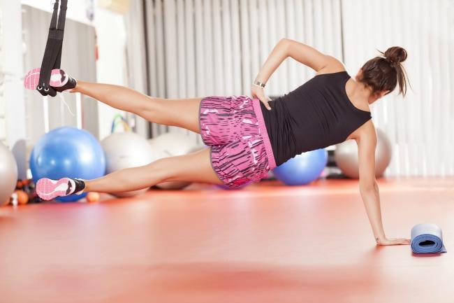 La practica de pilates puede ayudar a potenciar el suelo pélvico
