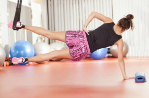Los ejercicios como Pilates pueden ser beneficiosos para el suelo pélvico