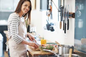 Cuida tu ingesta de alimentos en la menopausia