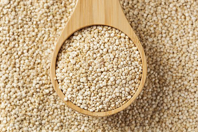 Cuáles son las propiedades de la quinoa