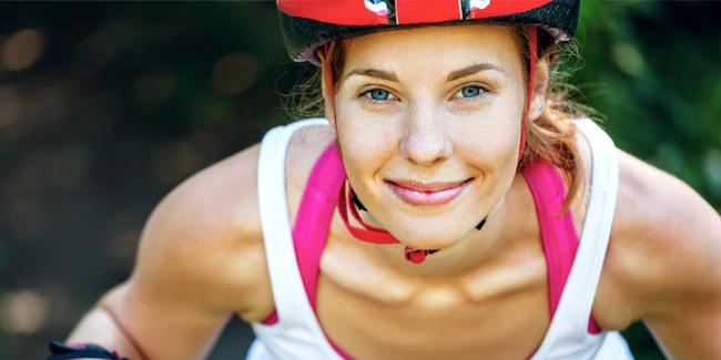 conoce como evitar lesiones en el suelo pelvico por realizar el ciclismo