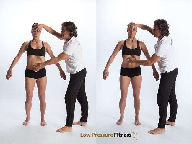 postura hipopresiva
